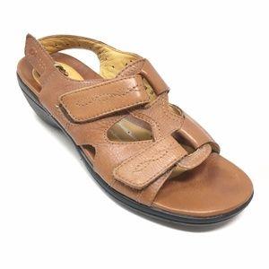 1bcc811159c3 Bronze Unstructured Clark s Sandals.  25  100. Size  6.5 · Clarks · jlgrote  jlgrote · Clarks